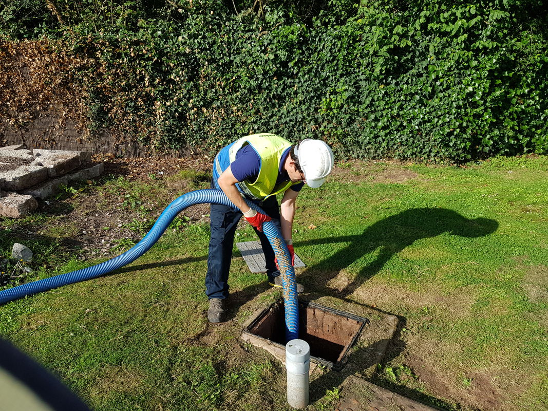 Drainrod engineer - septic tank and cess-pits